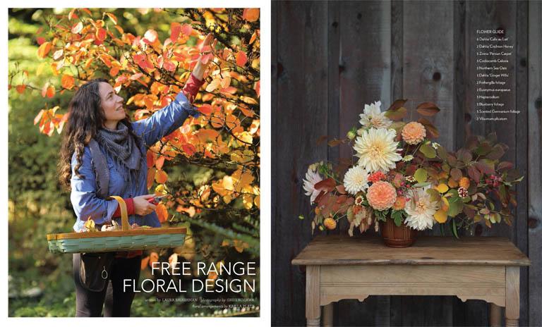 Free Range Floral Design