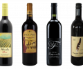 Our Oregon Tempranillo Picks (first four of eight, L-R): 1) Abacela / 2014 Fiesta Tempranillo, $23, Umpqua Valley 2) Castillo De Feliciana Vineyard & Winery / 2013 Reserve Tempranillo, $32, Walla Walla Valley 3) Folin Cellars / 2013 Estate Tempranillo, $32, Rogue Valley 4) Raptor Ridge Winery / 2013 Tempranillo, $35, Rogue Valley