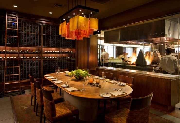 he Chef's Table at Allison 