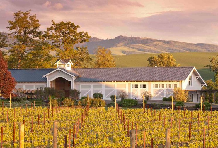 Located at Abeja winery in Walla Walla, The Inn at Abeja is a stunning, turn-of-the-century farmstead where original outbuildings have been restored to lovely, spacious, individual, and private guest accommodations.