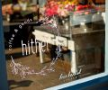 Hither serves a small menu of breakfast and lunch.