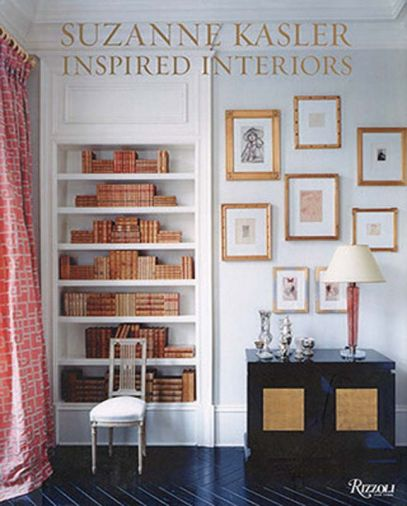 Learn more about Suzanne from her book, <em>Suzanne Kasler Inspired Interiors</em>, published by Rizzoli.