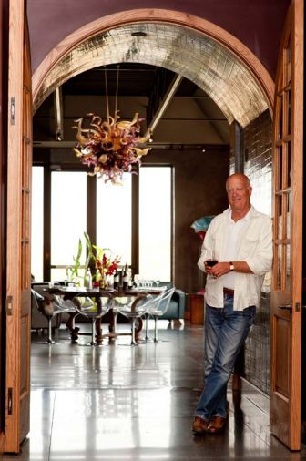 Allen Shoup, founder of Long Shadows, is a Washington wine legend. His unique, high-end wine venture brings some of the world's most famous winemakers to Walla Walla to make their style of wine here. The Long Shadows Chihuly Tasting Room features glass from the renowned Washington artist.