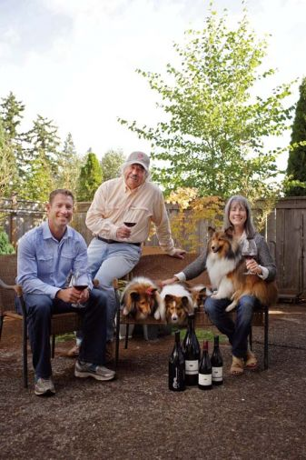 Don Lange, along with Wendy Lange founded Lange Estate Winery in 1987, making it one of the most sought after sources for Dundee Hills wines.