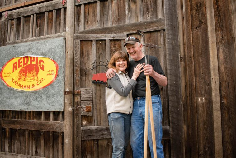 Bob and his wife Rita live in the oldest farmhouse in Boring, Oregon. Together, then run Red Pig Garden Tools, a national beacon for people who are not willing to compromise when it comes to their tools.
