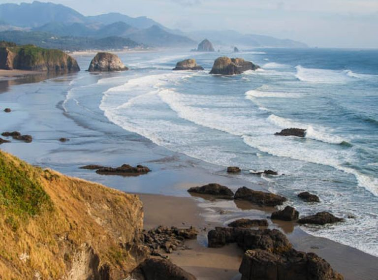 It's no wonder National Geographic named Cannon Beach one of the world's 100 most beautiful places in a recent issue.