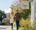 Once you travel to Orcas Island, go shopping at the charming boutiques in Eastsound.